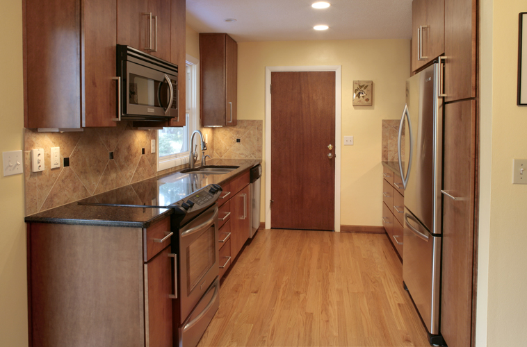 NE Portland Kitchen Remodel | ECC Remodeling